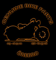 Gunuine Bike Parts Banner