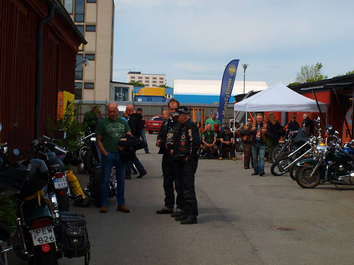 Genuine Bike Parts Open 2015